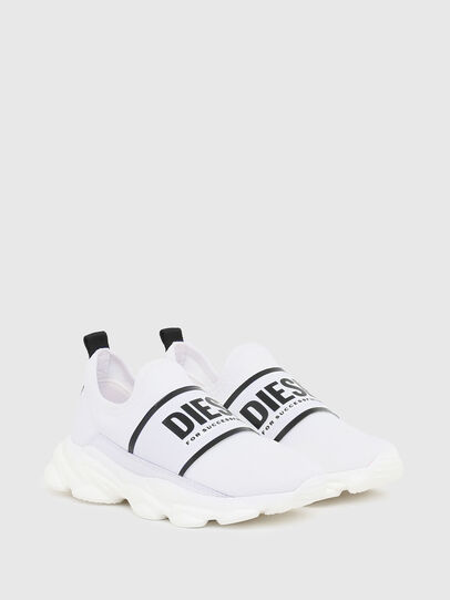 Diesel - S-SERENDIPITY SO LOW, White - Footwear - Image 2