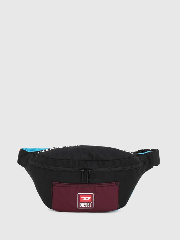 F-SUSE BELTBG, Multicolor/Black - Belt bags