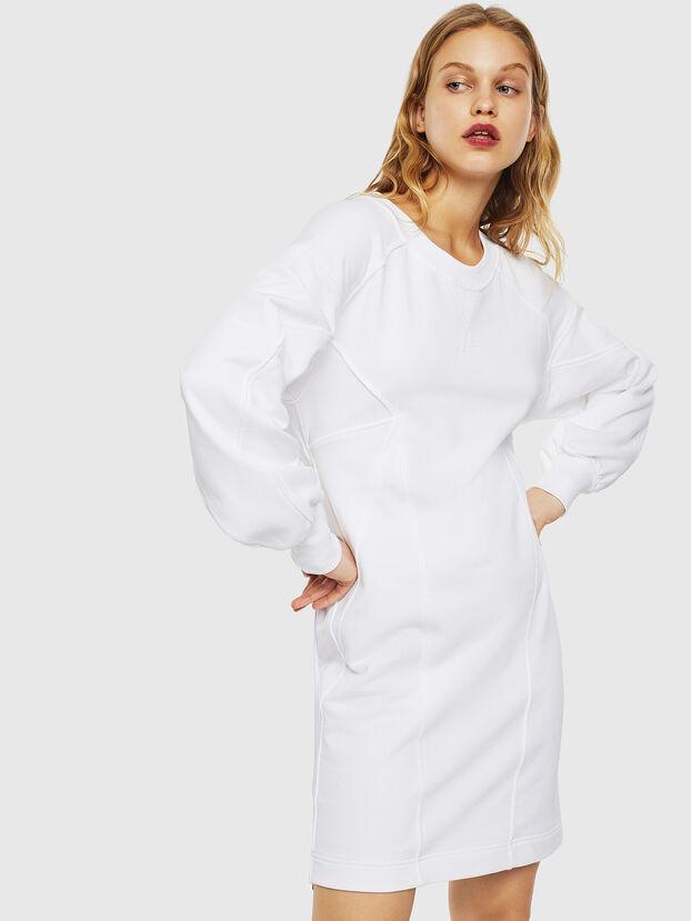 D-THUS, White - Dresses