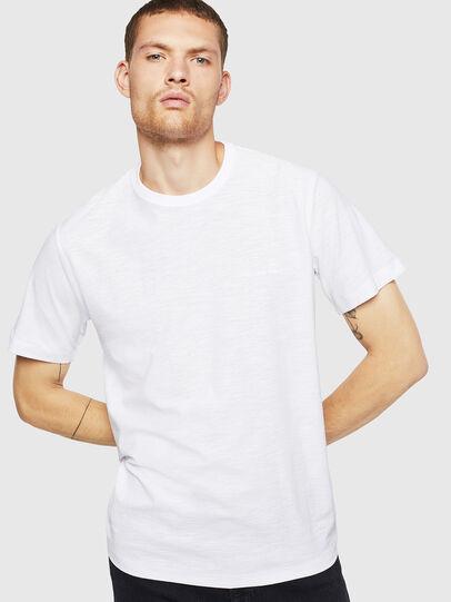 Diesel - T-TARRIS, White - T-Shirts - Image 1