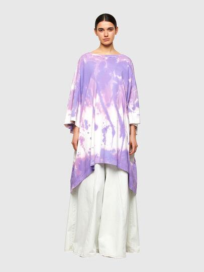 Diesel - D-EXTRA-A1, Violet - Dresses - Image 1