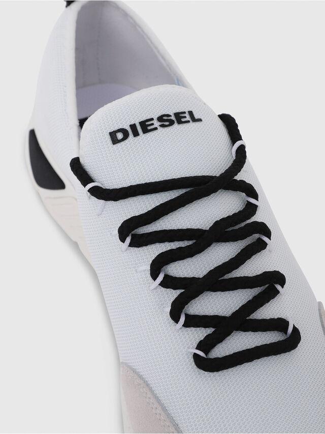 Diesel - S-KBY, White - Sneakers - Image 5