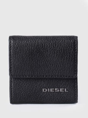 KOPPER, Black Leather - Small Wallets