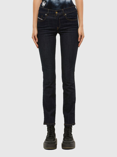 Diesel - Sandy 069MX, Dark Blue - Jeans - Image 1