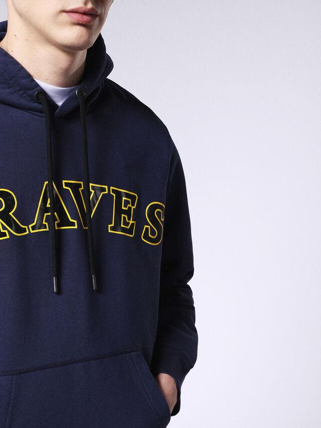 S-BRAVES, Blue