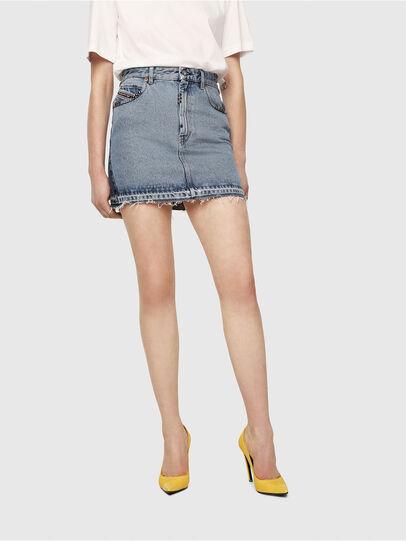 Diesel - DE-ELLE-M,  - Skirts - Image 1