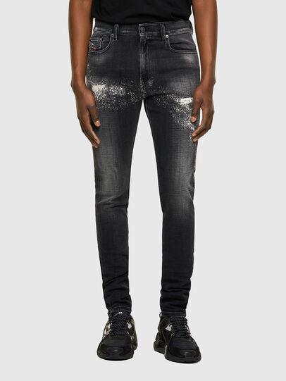 Diesel - D-Amny 009QW, Black/Dark grey - Jeans - Image 1