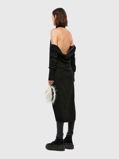 Diesel - M-TABATHA, Black - Dresses - Image 7
