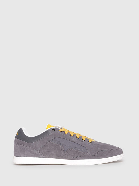 S-HAPPY LOW, Grey - Sneakers