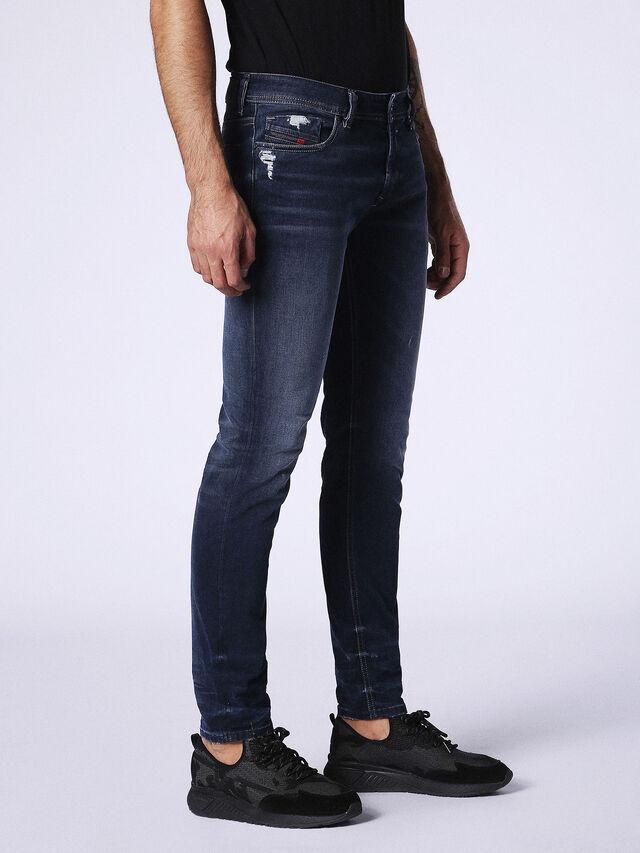 SLEENKER 084MV, Blue Jeans