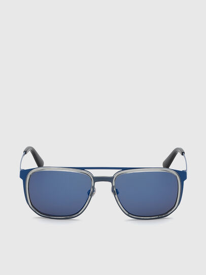 Diesel - DL0294, Blue - Sunglasses - Image 1