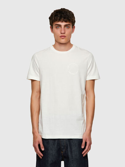 Diesel - T-DIEGOS-A4, White - T-Shirts - Image 1