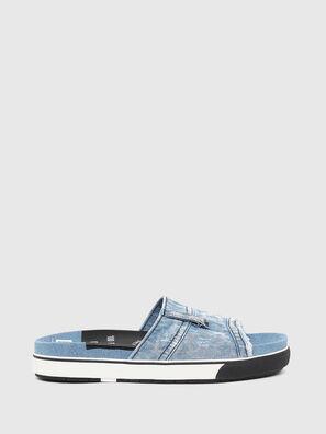 SA-GRAND OT, Blue Jeans - Slippers