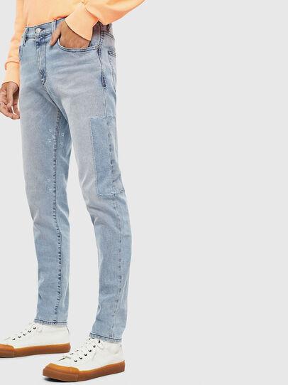 Diesel - D-Strukt 009BP, Light Blue - Jeans - Image 5