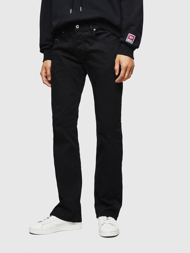 Zatiny 0688H, Black/Dark grey - Jeans