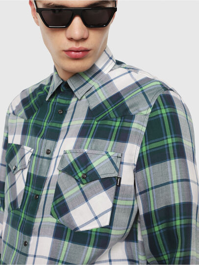 Diesel - S-EAST-LONG-F,  - Shirts - Image 4
