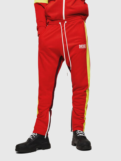 Diesel - P-AKONY, Fire Red - Pants - Image 1