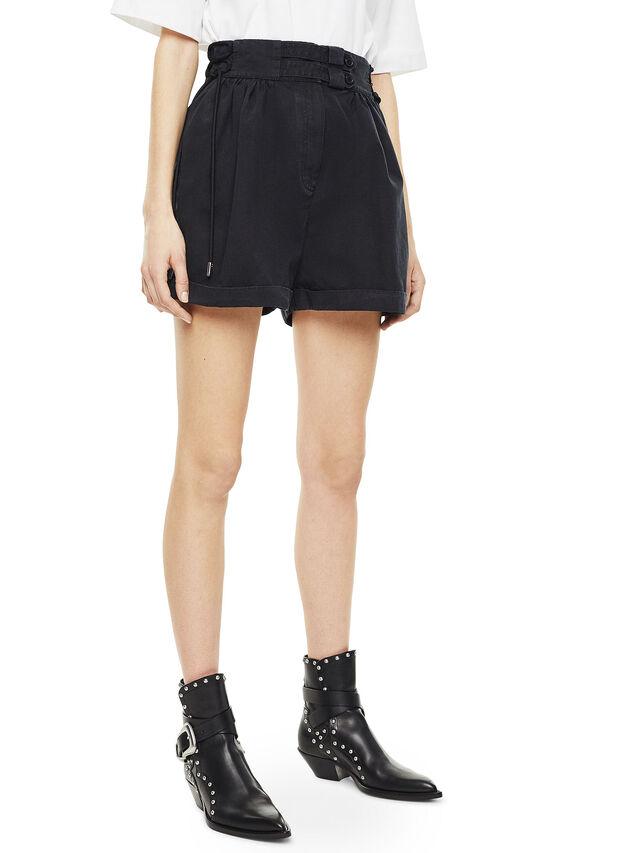 Diesel - SIMONY, Black - Shorts - Image 5