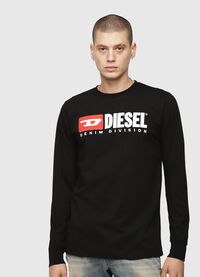 T-JUST-LS-DIVISION, Black