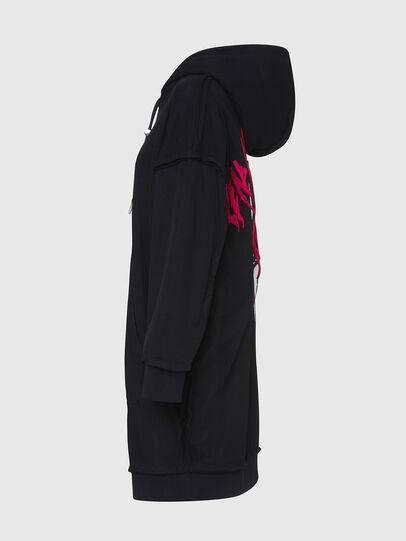 Diesel - D-ADO, Black - Dresses - Image 3