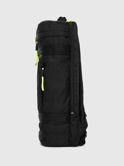Diesel - MALU, Black/Blue - Backpacks - Image 3