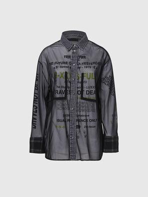 C-TULLA, Black - Shirts
