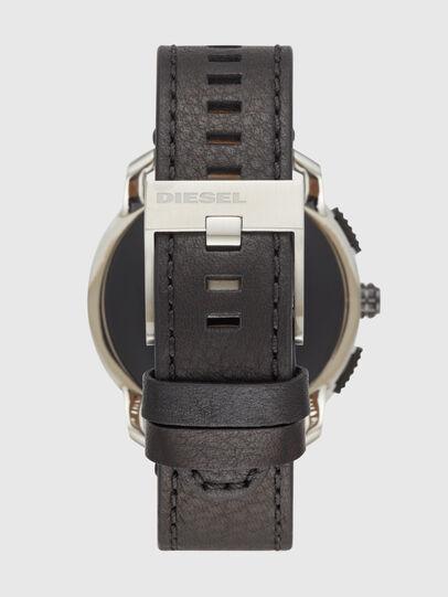 Diesel - DT2014, Black/Silver - Smartwatches - Image 2