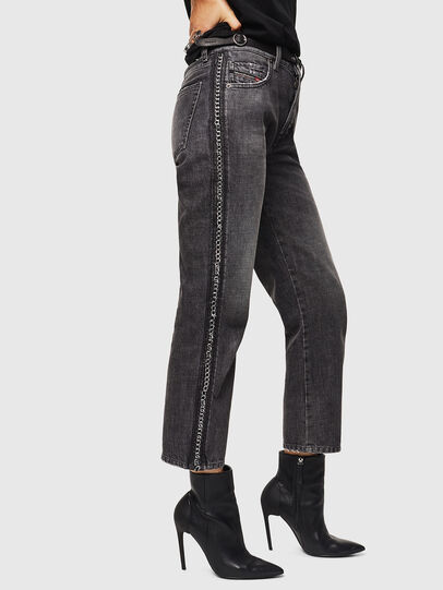 Diesel - Aryel 0096I, Black/Dark grey - Jeans - Image 3