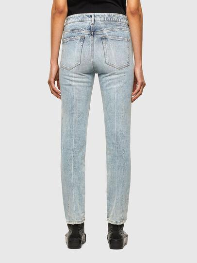 Diesel - D-Joy 009JR, Light Blue - Jeans - Image 2