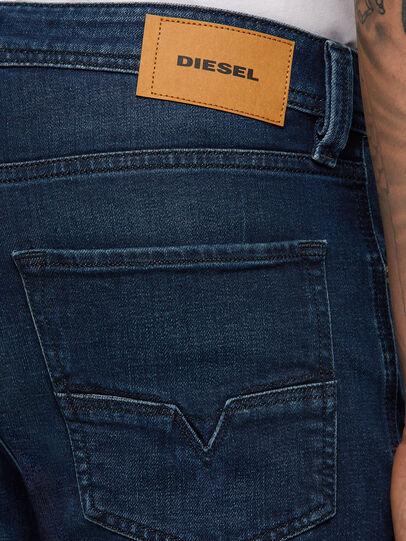 Diesel - Larkee-Beex 009ER, Dark Blue - Jeans - Image 4
