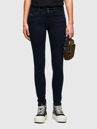 Diesel - Slandy 009PV, Dark Blue - Jeans - Image 1