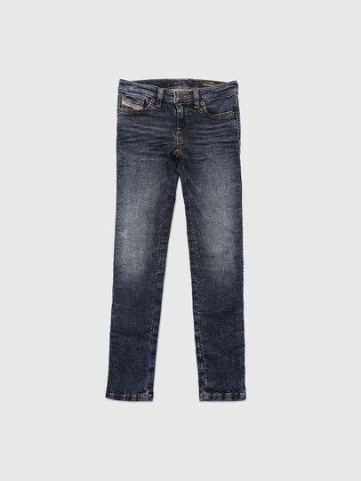 Diesel - SKINZEE-LOW-J JOGGJEANS-N, Dark Blue - Jeans - Image 1