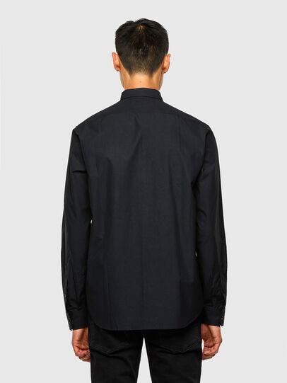 Diesel - S-OLSEN, Black - Shirts - Image 2