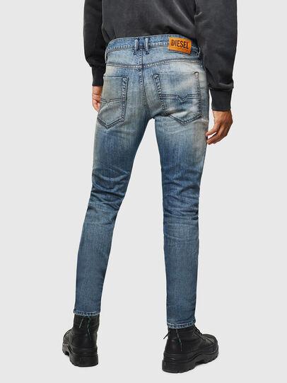 Diesel - Tepphar 0097M, Light Blue - Jeans - Image 2
