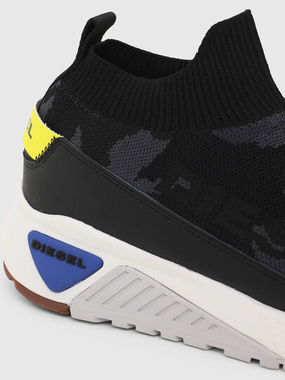 Diesel - S-KB SOCK QB, Black - Sneakers - Image 4