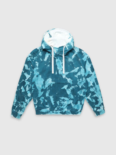 Diesel - PR-SW03, Blue - Sweaters - Image 1