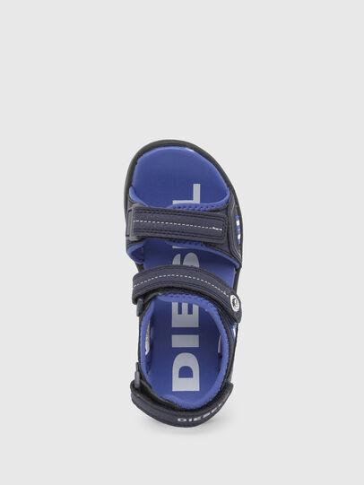 Diesel - S-ANDAL YO, Blue - Footwear - Image 5