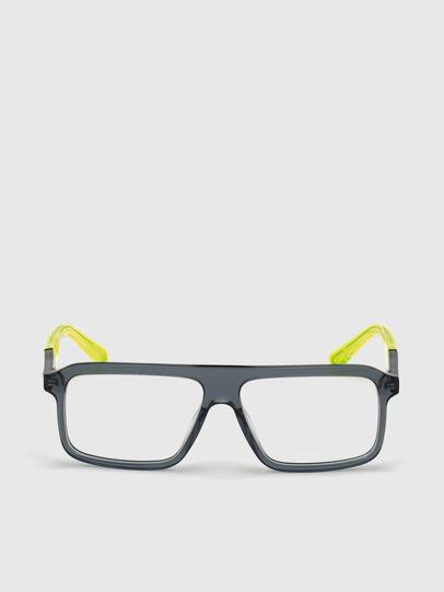 Diesel - DL5370, Grey - Eyeglasses - Image 1