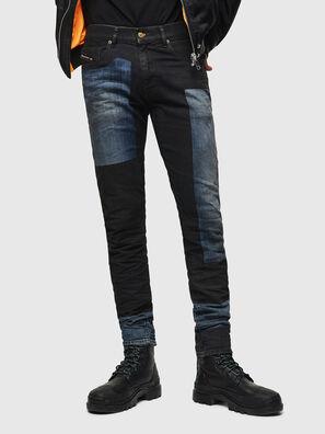 D-Strukt 0094K, Dark Blue - Jeans