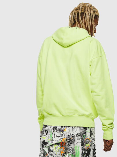 Diesel - S-ALBY-FLUO,  - Sweaters - Image 3