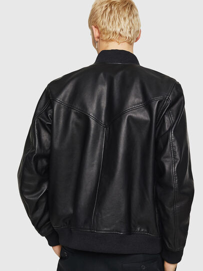 Diesel - L-OLEG,  - Leather jackets - Image 2