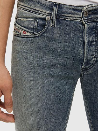 Diesel - Sleenker 009KL, Medium blue - Jeans - Image 3