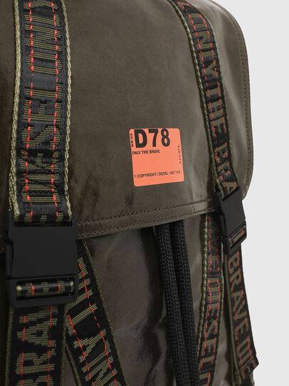 Diesel - MARBACK, Olive Green - Backpacks - Image 6