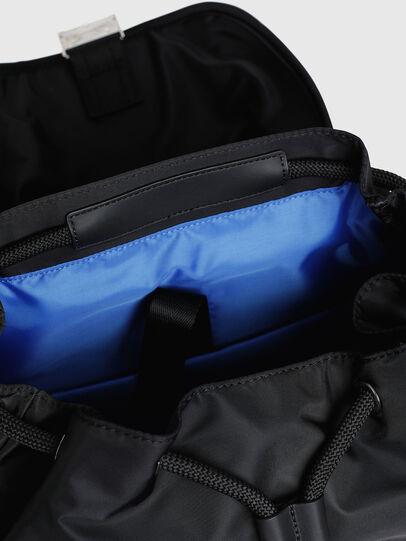 Diesel - RIESE, Black - Backpacks - Image 4