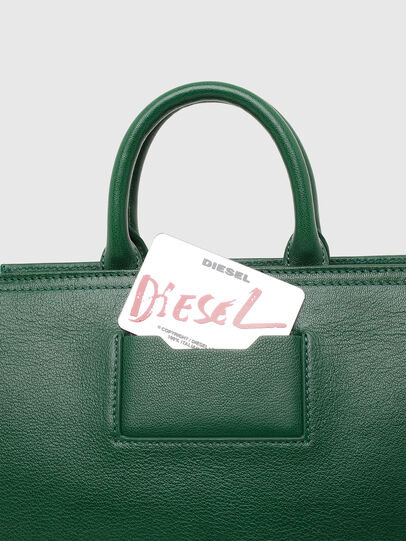 Diesel - PIRITE, Green - Satchels and Handbags - Image 5