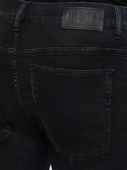 Diesel - D-Amny 069QM, Dark Blue - Jeans - Image 4