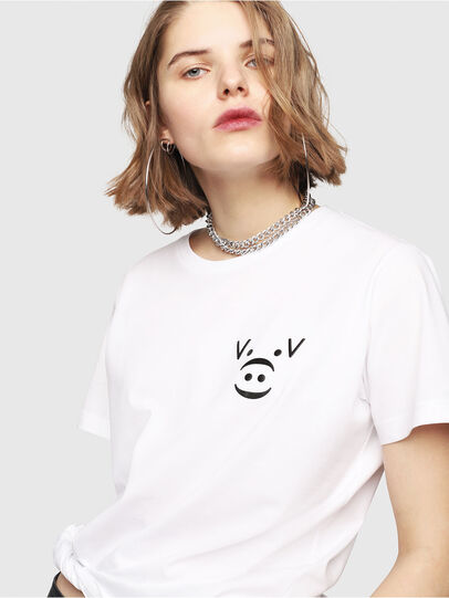 Diesel - CL-T-GADIE,  - T-Shirts - Image 6