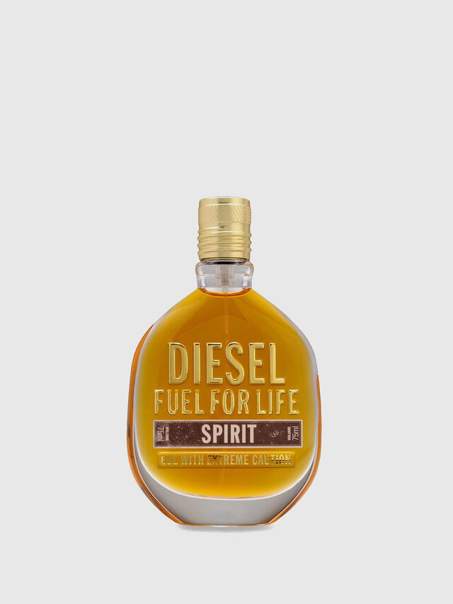 FUEL FOR LIFE SPIRIT 75ML, Generic