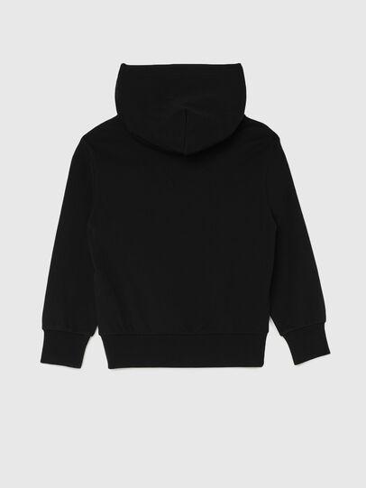 Diesel - STHOS OVER, Black - Sweaters - Image 2