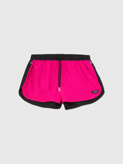 Diesel - BFOWT-SHORZ, Pink/Black - Out of water - Image 1